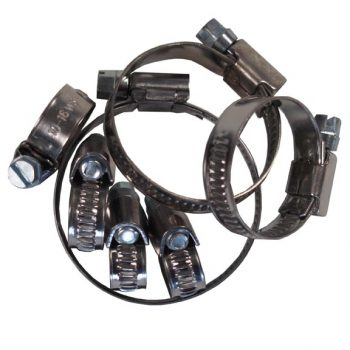 Norma Hose Clamps 12 mm Band Width
